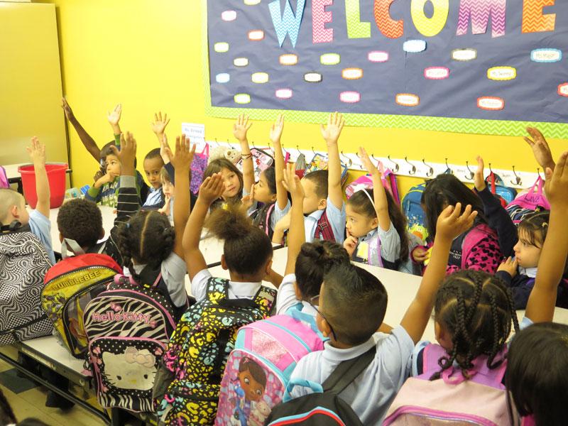First Day of School : Year Three (2014)