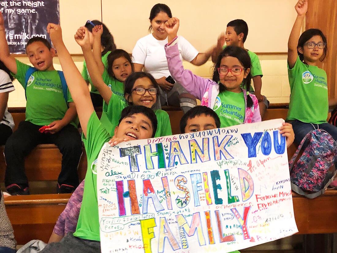 Haisfield Family Foundation