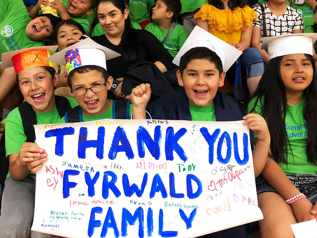 Frywald Family