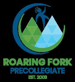 Roaring fork precollegiate logo